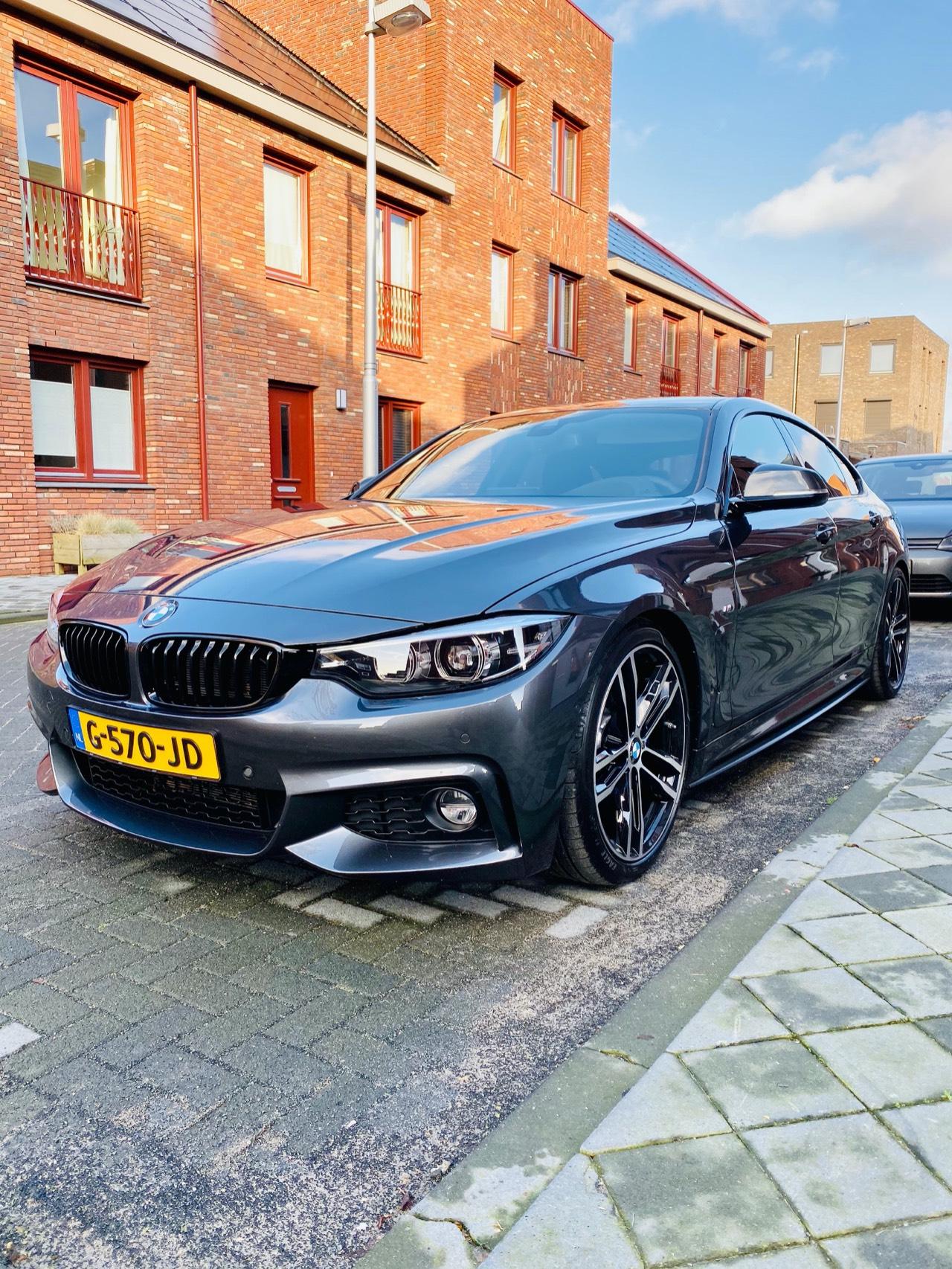 BMW 420i Gran Coupe M Sport 2019 + 1720 bonus bij overname ...