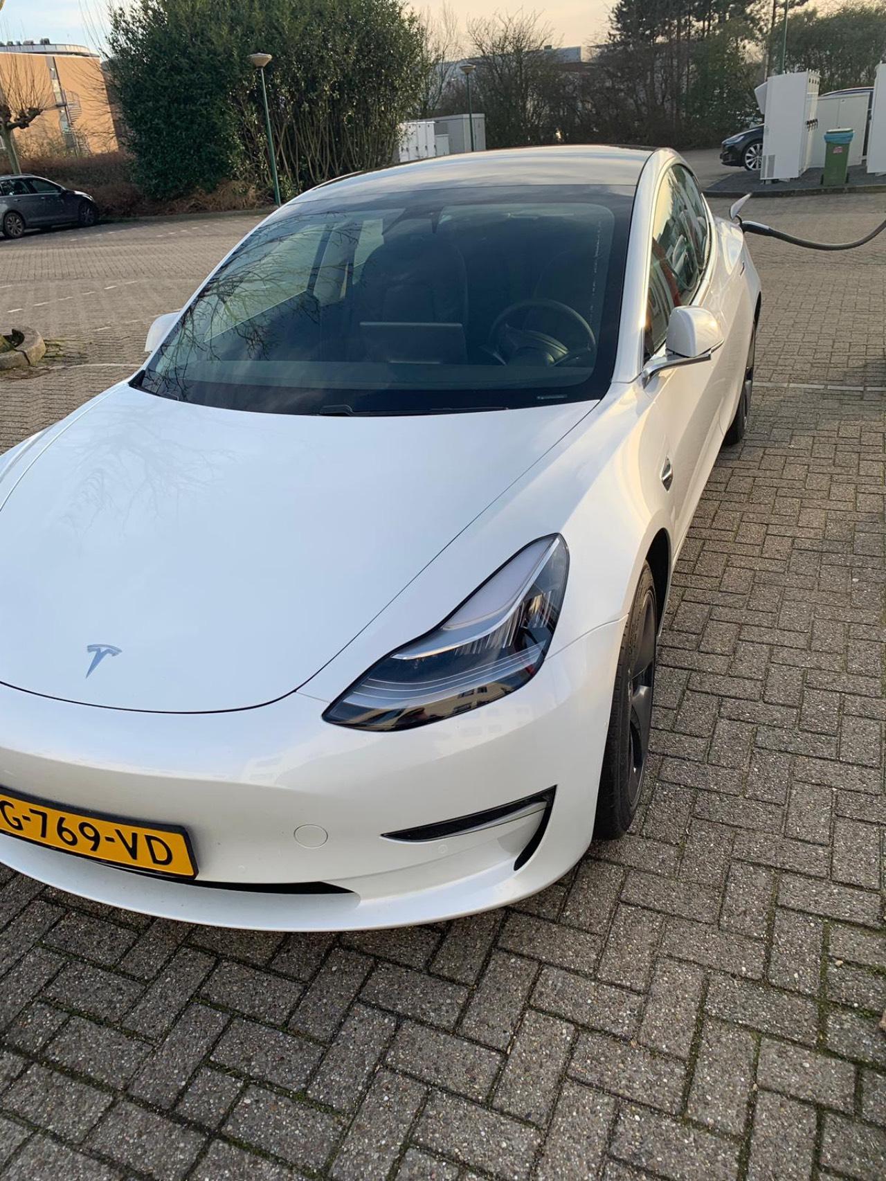 Tesla model 3 long range incl winterbanden - Private Lease ...